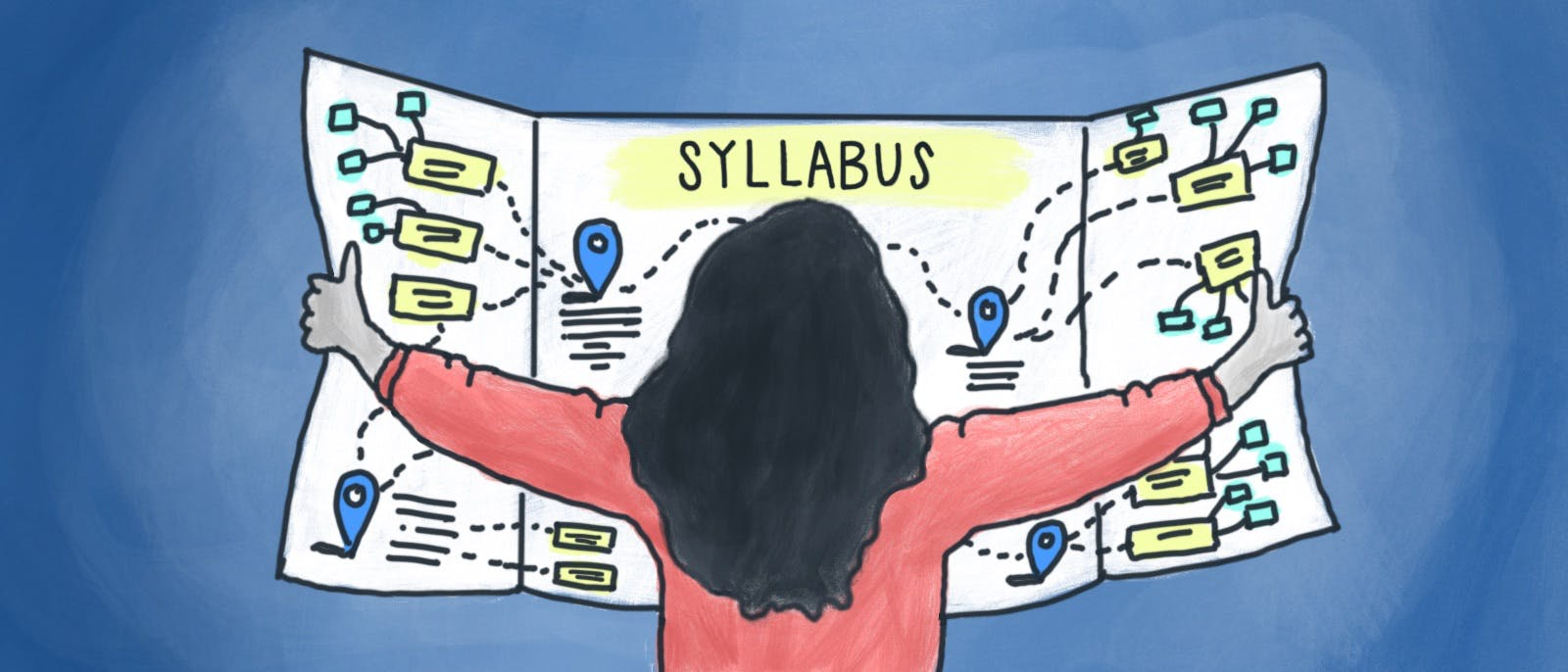 Get ready for the year by studying the syllabuses