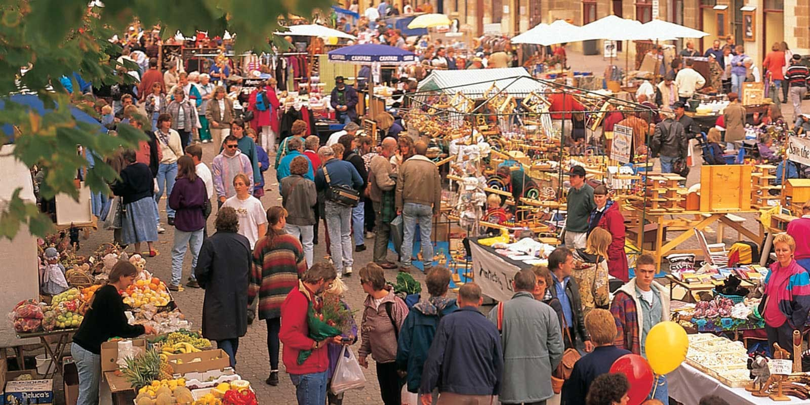 Business Studies: The 6 types of markets