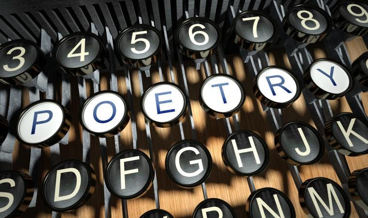 English: How to write your own poetry