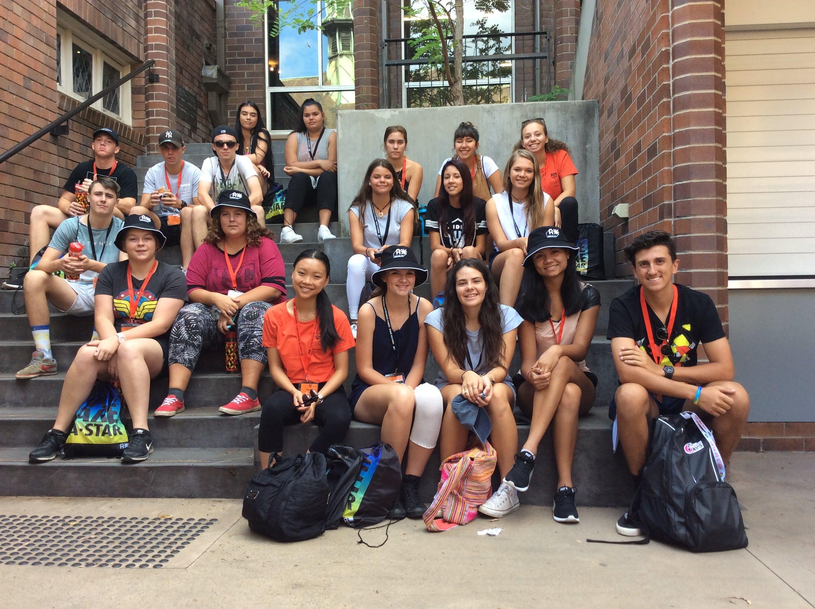 Adela Yip: 5 inspiring days as a Student Leader at #wmbb2017