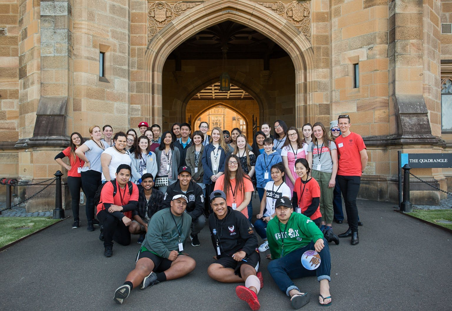 Life at Sydney opened my eyes to a future at uni