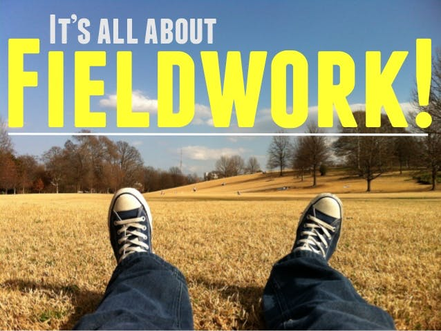Geography: why is fieldwork important?