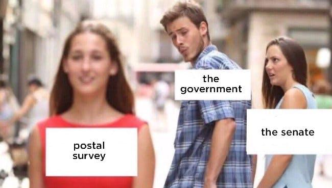 We're bloody loving this meme