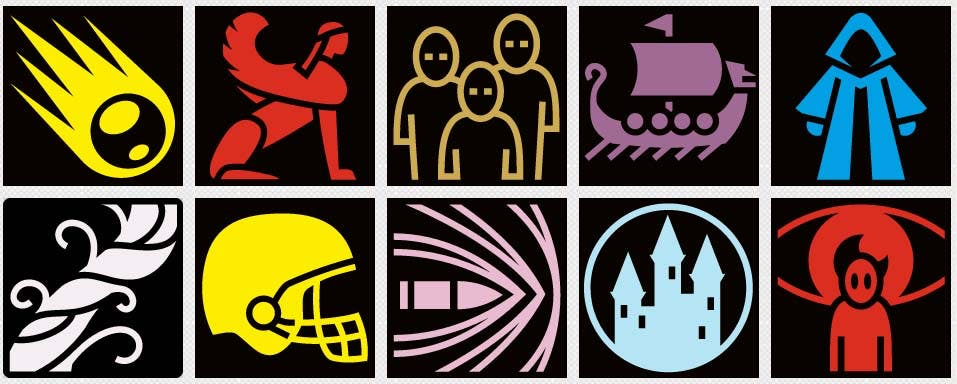 Designing a game or app? Check out these free icons