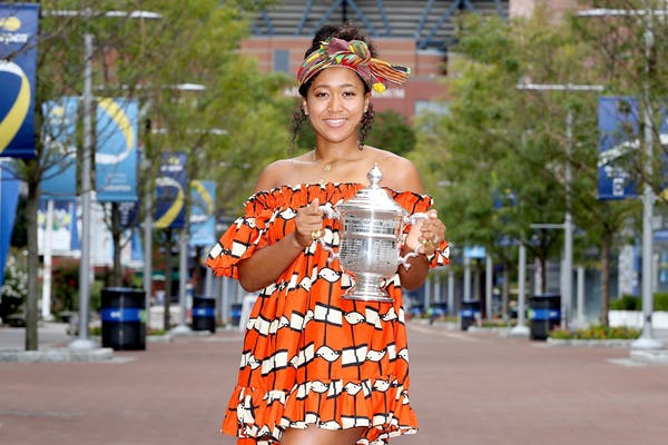 Naomi Osaka: Grandly Slamming It On and Off the Court