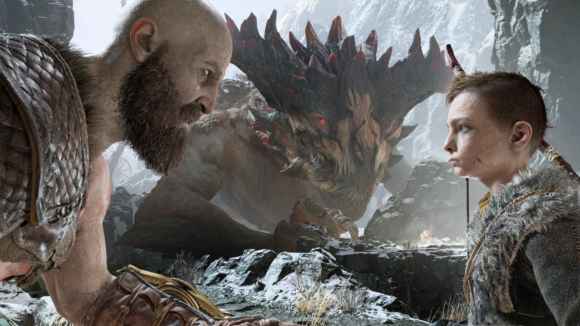 God of War shows how narratives change over time