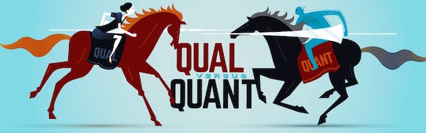 Science: how do you tell the difference between qualitative and quantitative data?