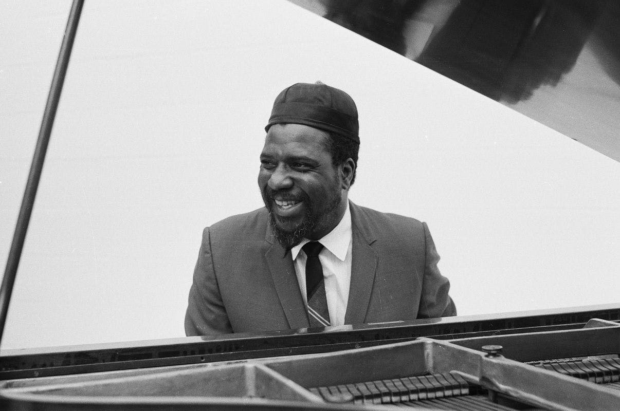 Thelonious Monk's advice to musos is still great today