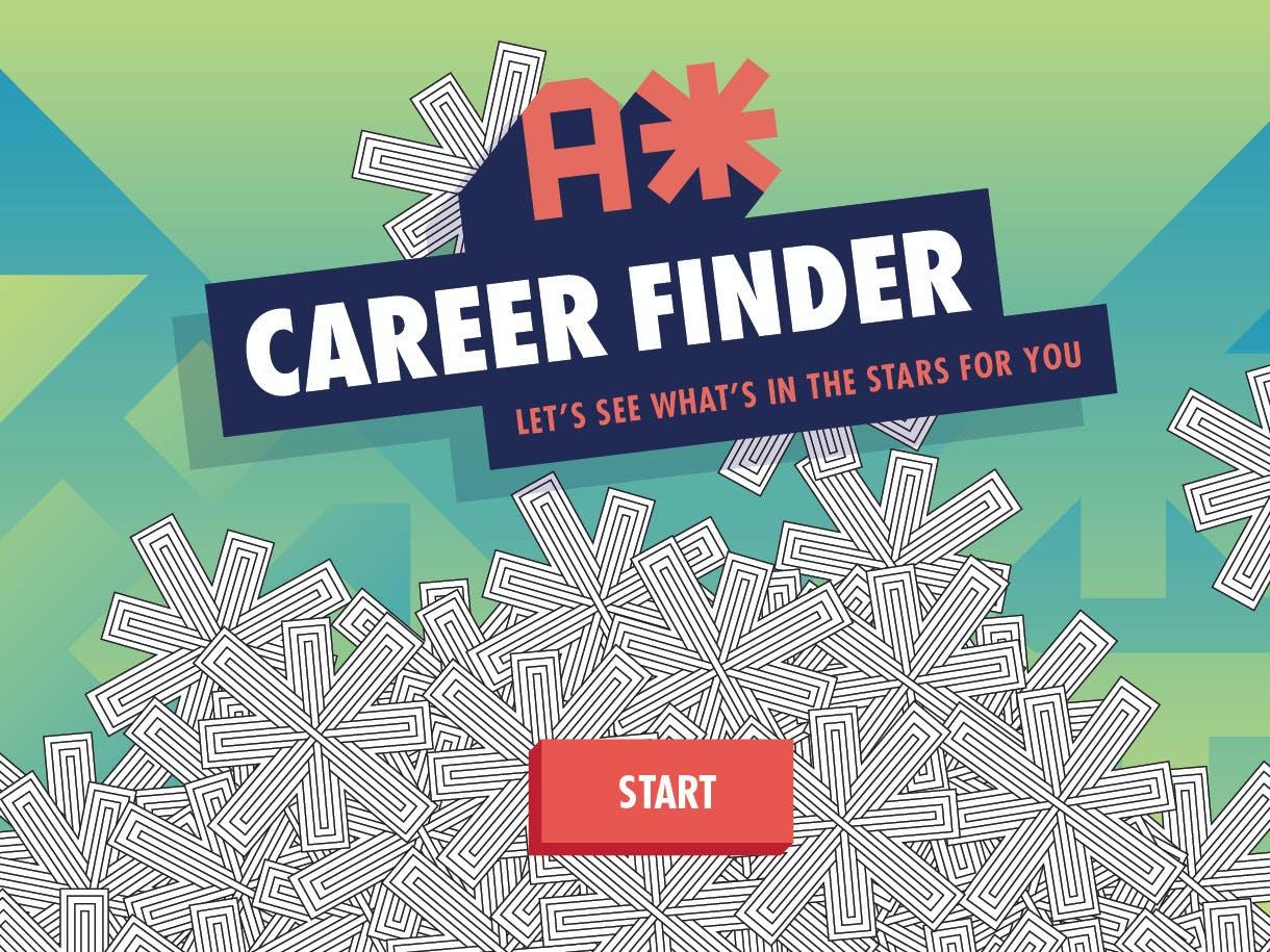 Astar Career Finder