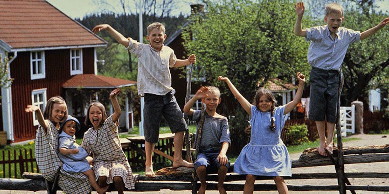 Alla barnen i Bullerbyn