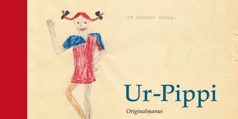 Bokomslag Ur-Pippi