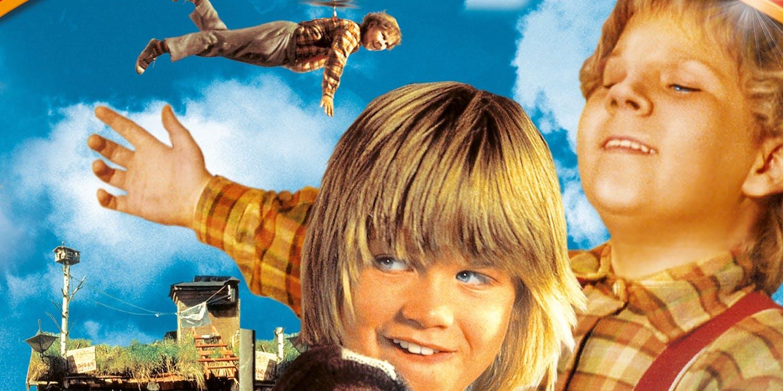 Film poster Karlsson på taket