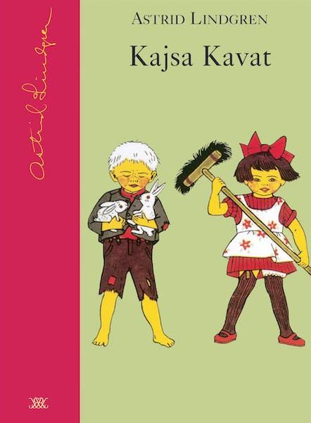 Omslag Kajsa Kavat