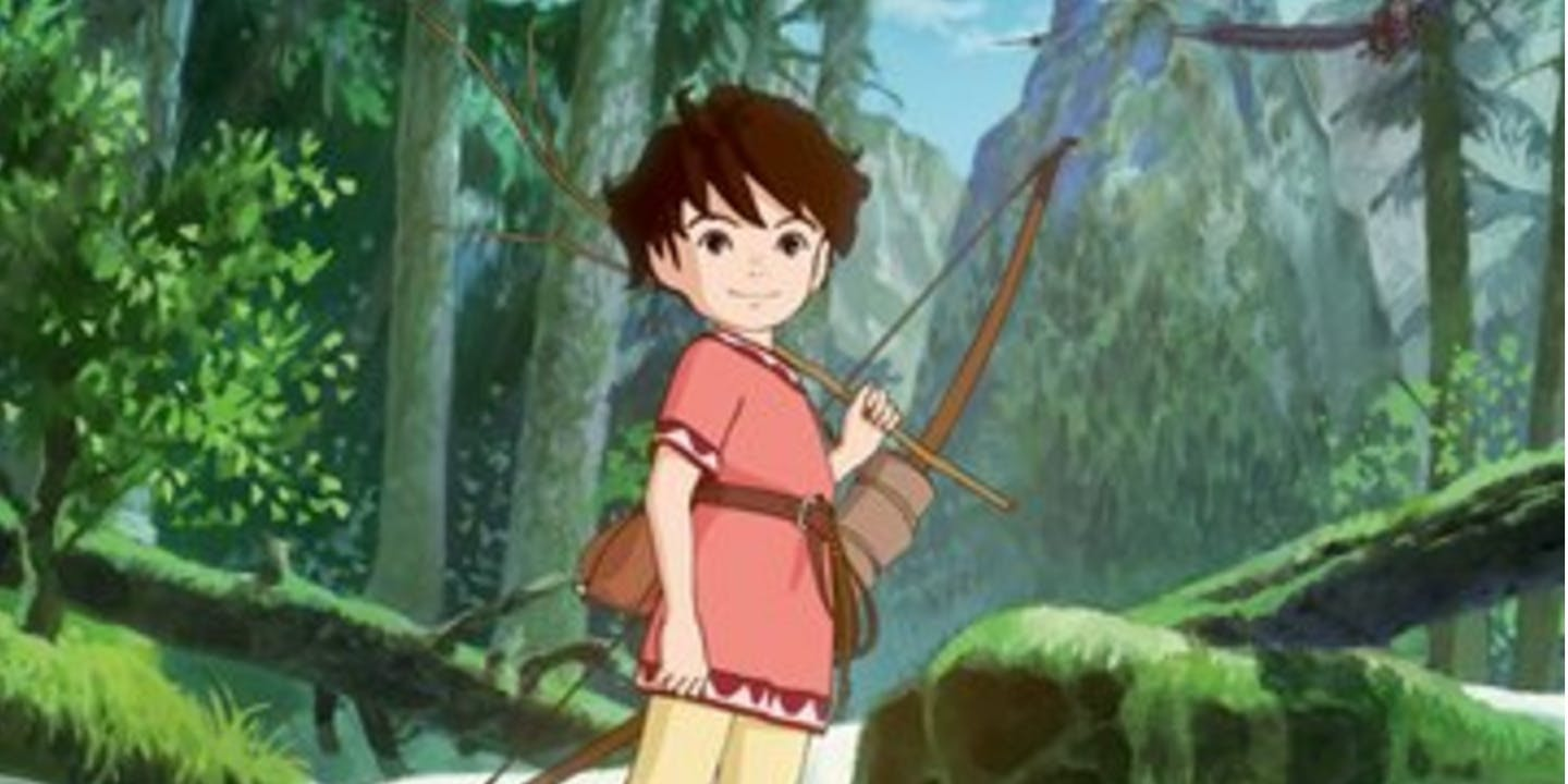 Omslag Ronja the Robber's Daughter