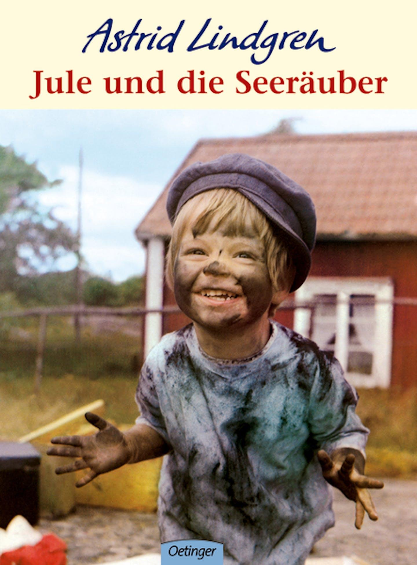 Cover Jule und die Seeräuber
