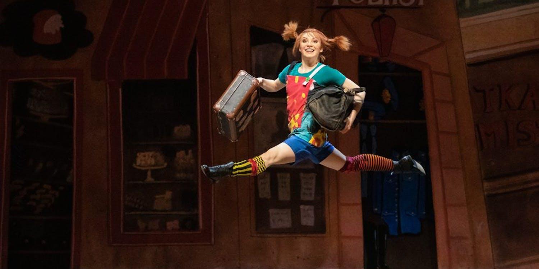 Pippi-baletten i Helsingfors