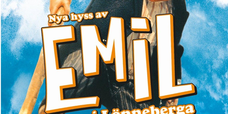 Film poster Nya hyss av Emil i Lönneberga
