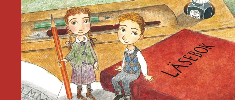 Omslag Peter och Petra