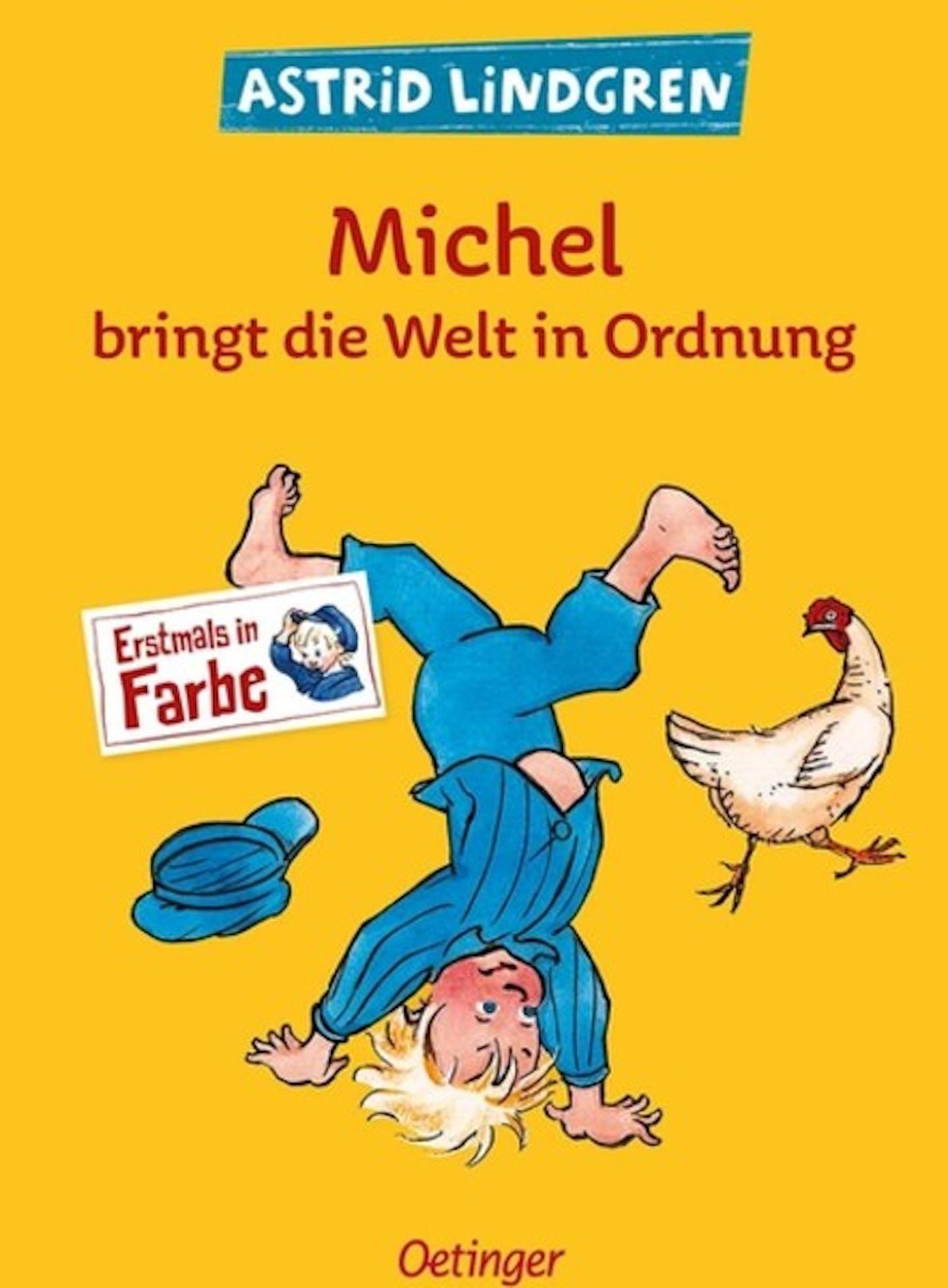 Cover Michel bringt die Welt in Ordnung