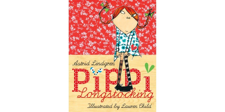 Omslag Pippi Longstocking Lauren Child
