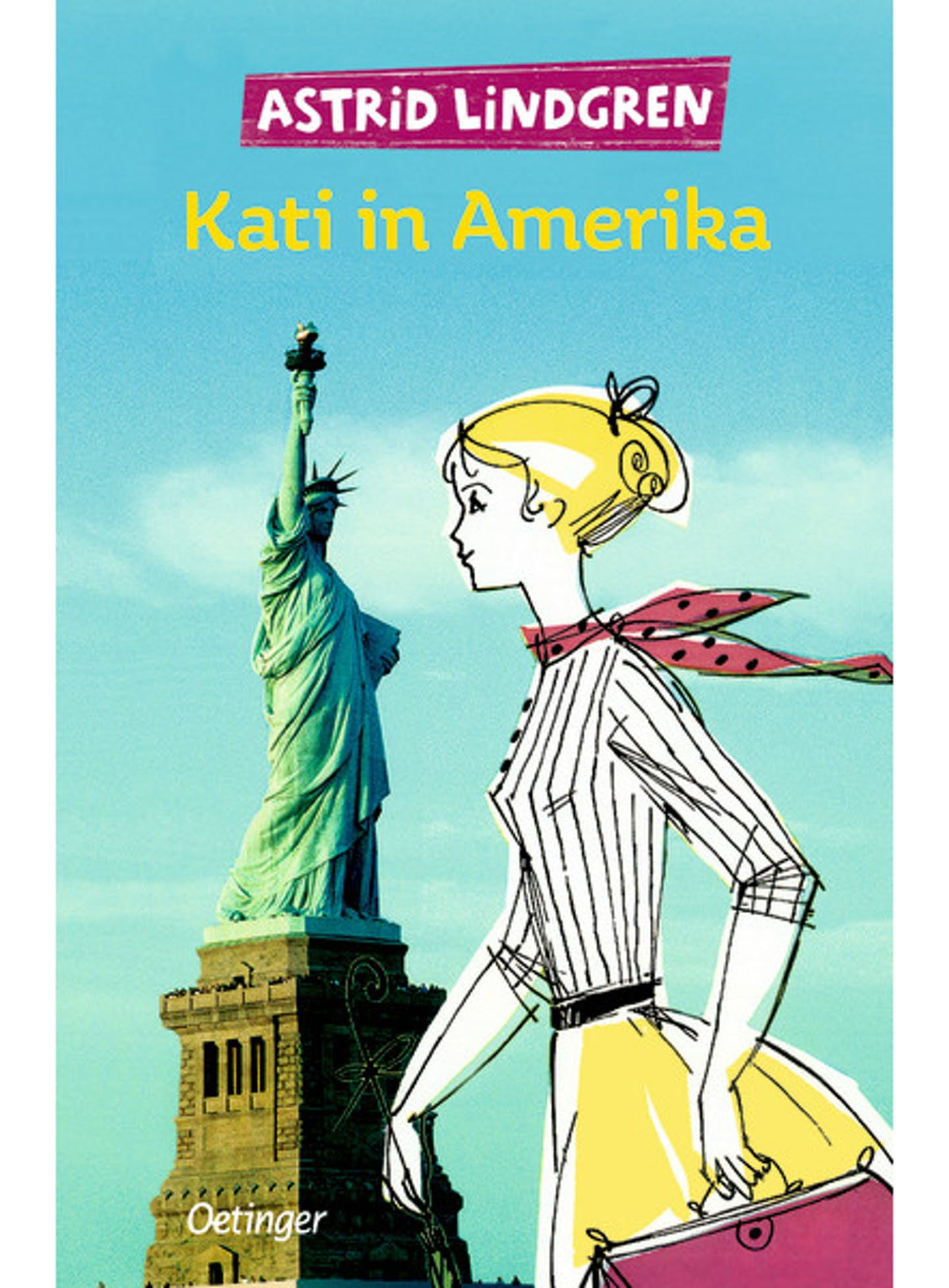 Cover Kati in Amerika