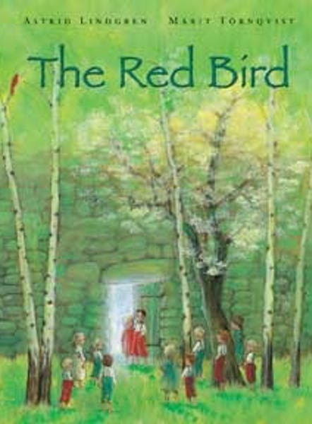 Cover The Red Bird