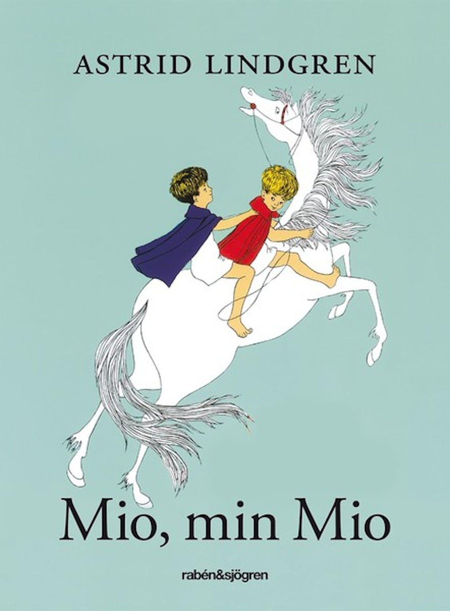 Omslag Mio, min Mio