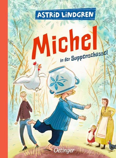 Michel, cover: Astrid Henn