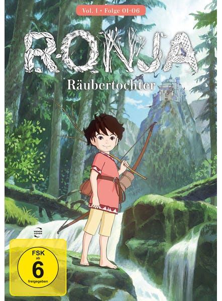 Film poster Ronja Räubertochter