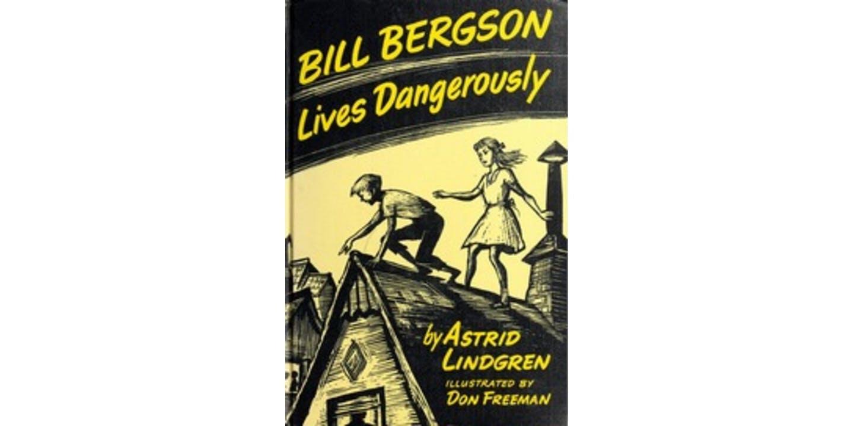 Cover Bill Bergson