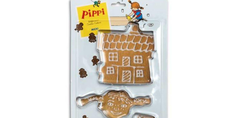 Pippi bakform