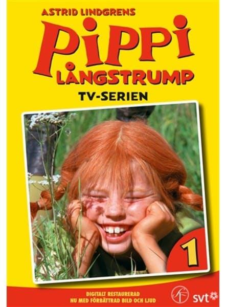 Film tv poster Pippi Långstrump