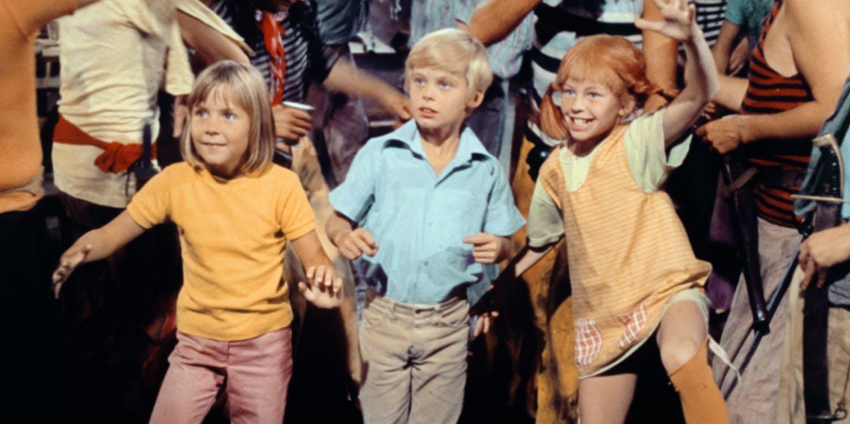Pippi, Tommy, Annika