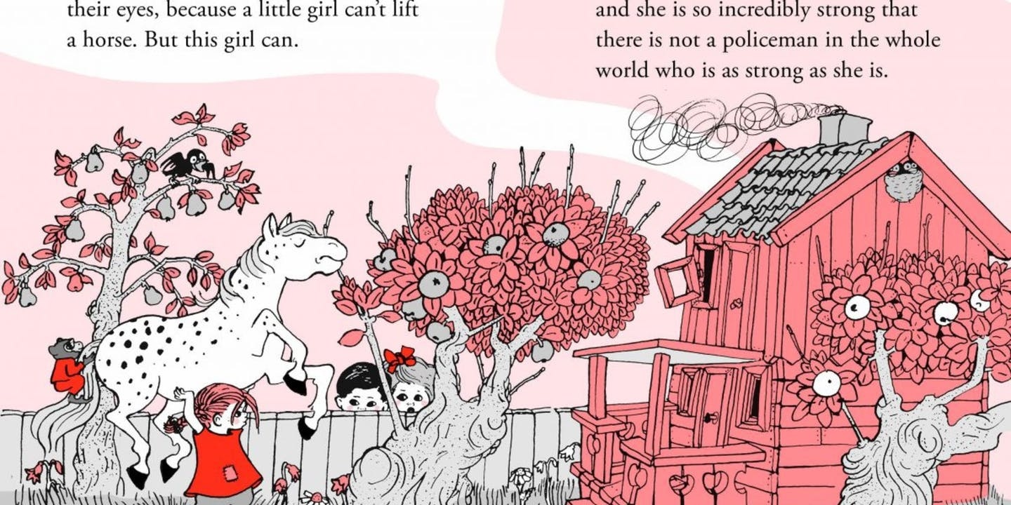 OUP Pippi Young Reader Format