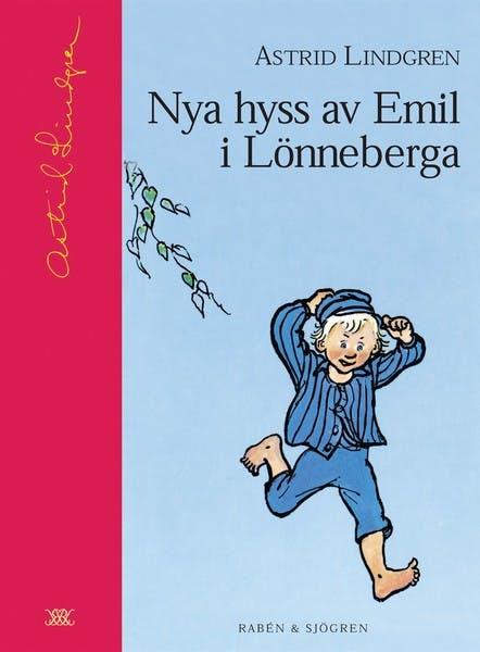 Omslag Nya hyss av Emil i Lönneberga