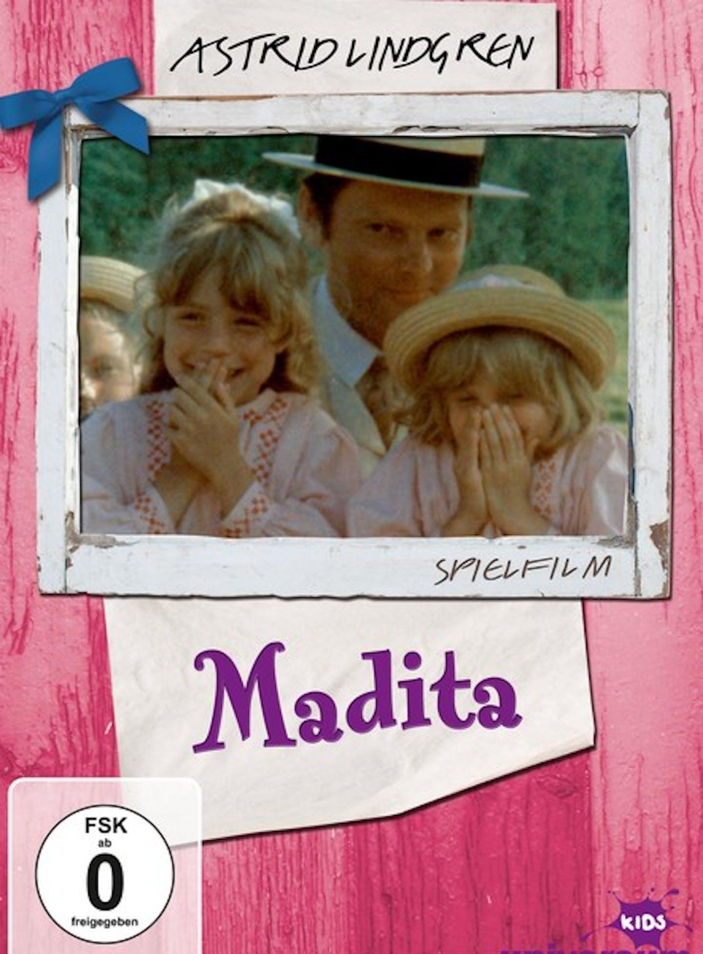 Film poster Madita