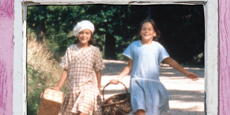 Film poster Wir Kinder aus Bullerbü