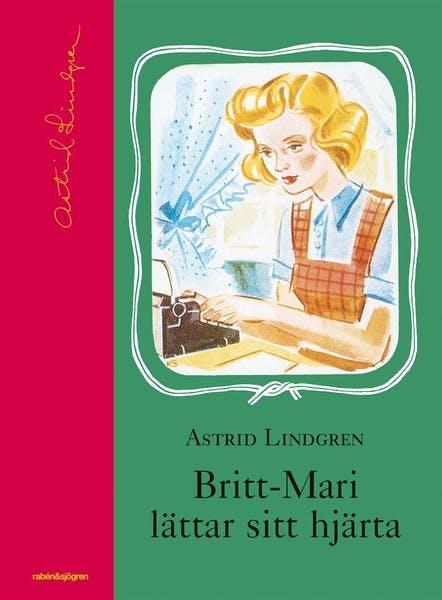 Omslag Britt-Mari lättar sitt hjärta