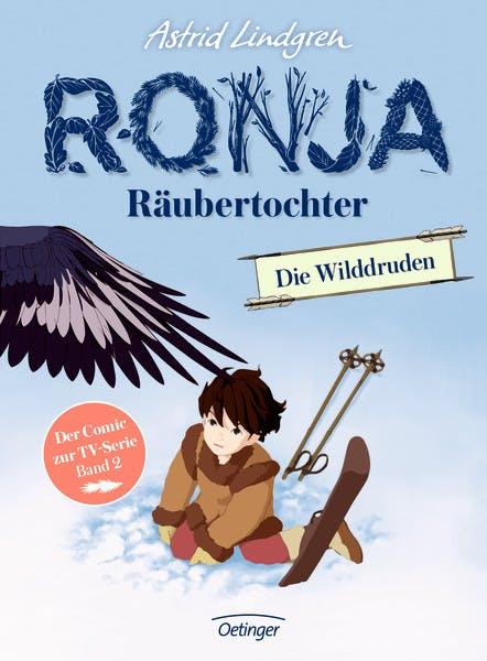 Cover Ronja Räubertochter - Die Wilddruden