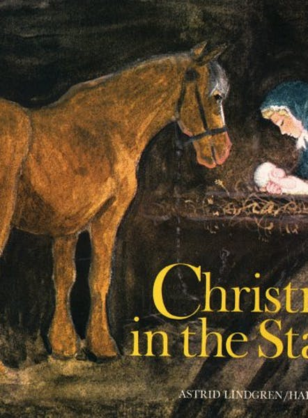 Cover of Christmas in the Stable