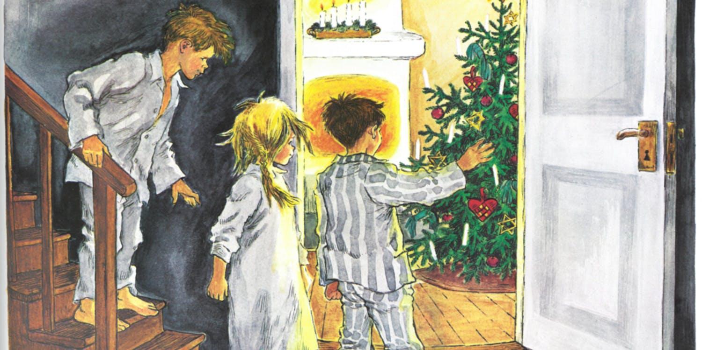Jul i Bullerbyn