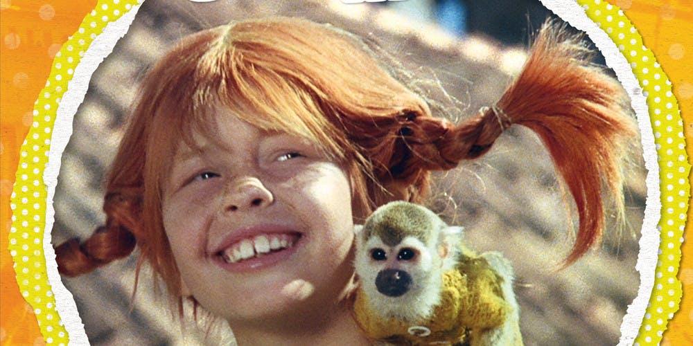 Film poster Pippi Langstrumpf