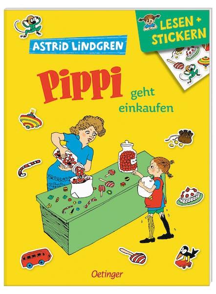 Cover Pippi geht einkaufen