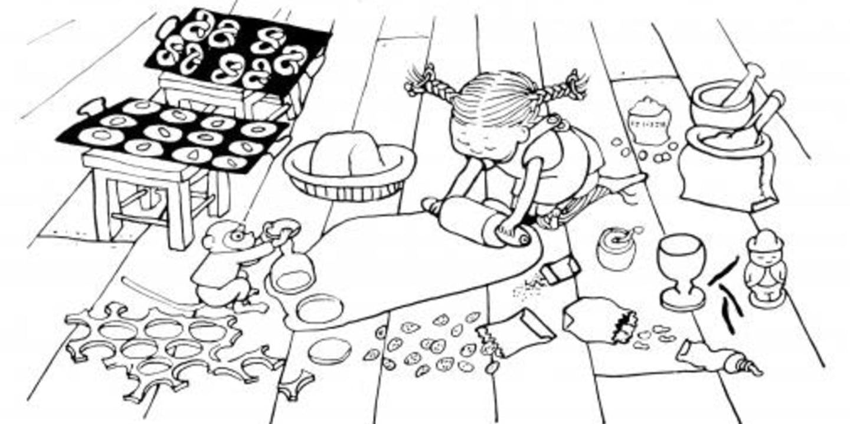 Spielen und basteln