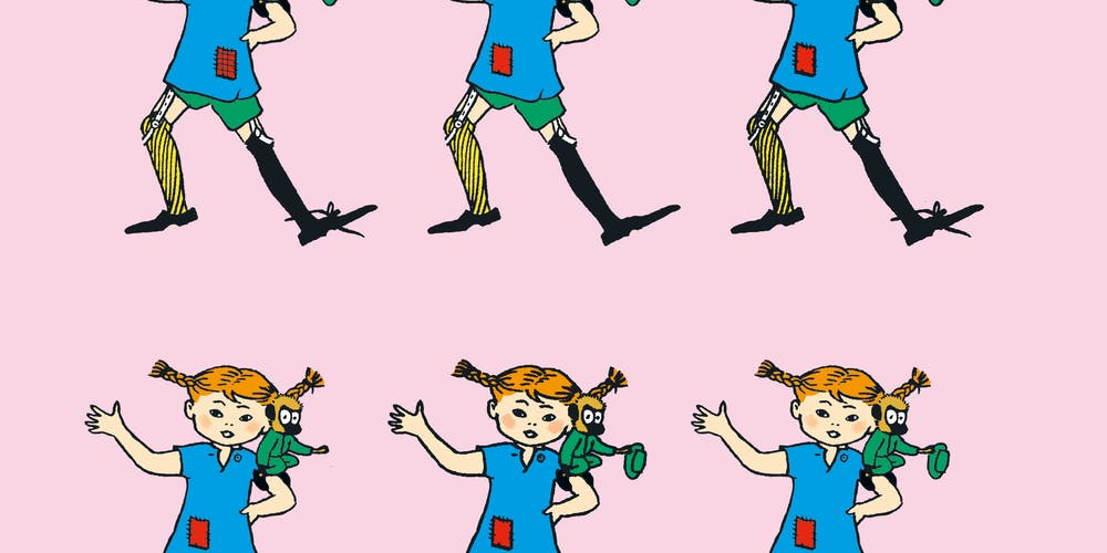 Pippi: Two are alike