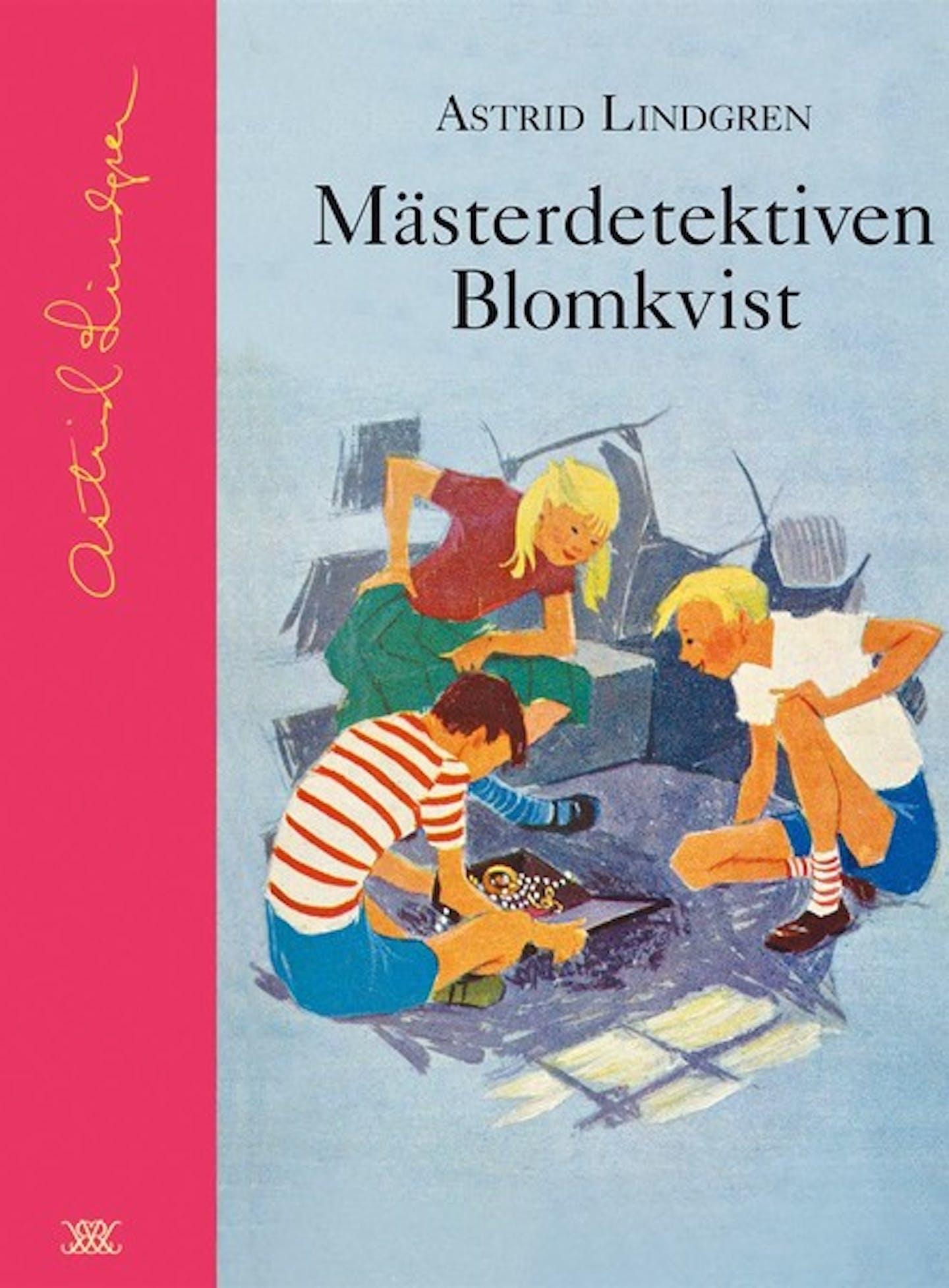 astrid lindgrens böcker