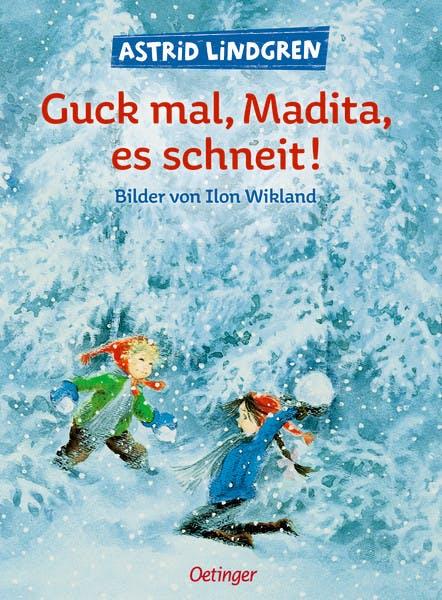 Cover Guck mal Madita es schneit