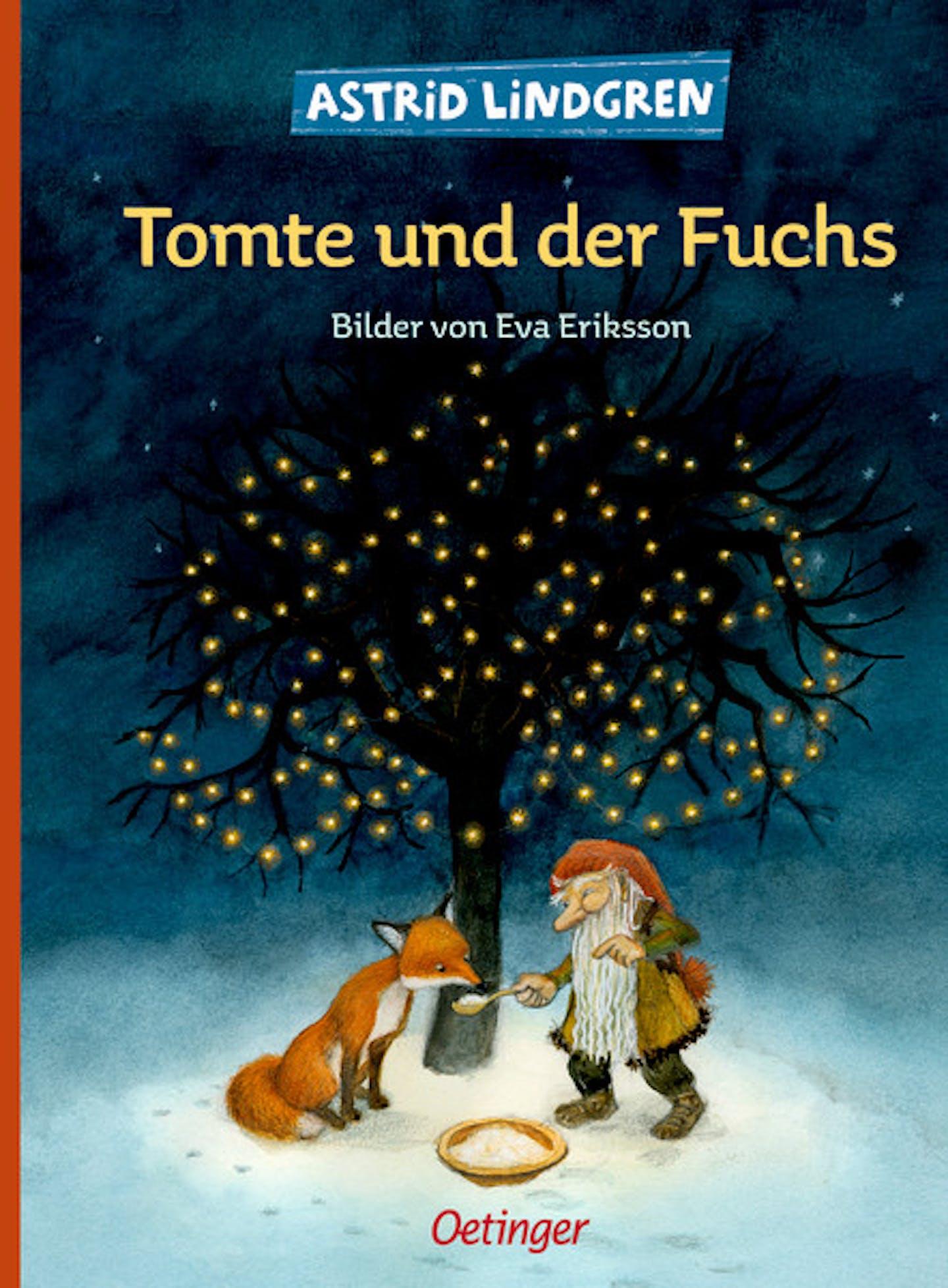 Cover Tomte und der Fuchs