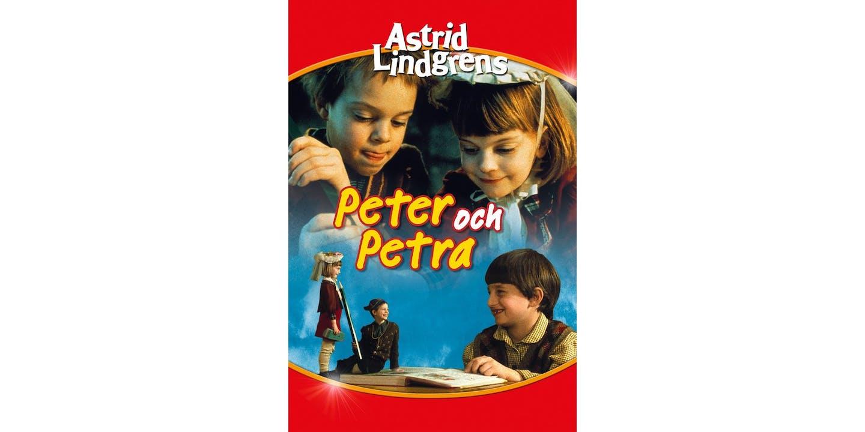Film poster Peter och Petra