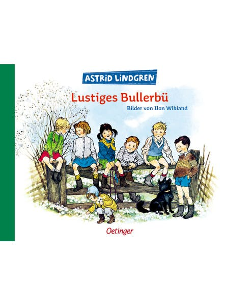 Cover Lustiges Bullerbü